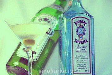 Как правильно пить джин?