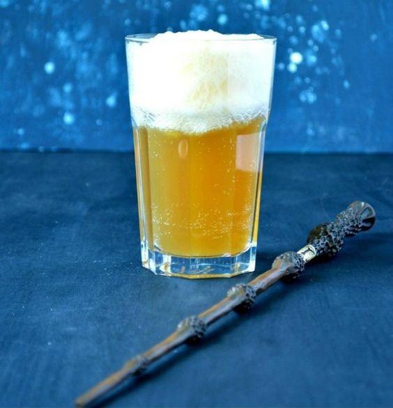Сливочное пиво из Гарри Поттера