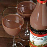 Рецепт шоколадного вина