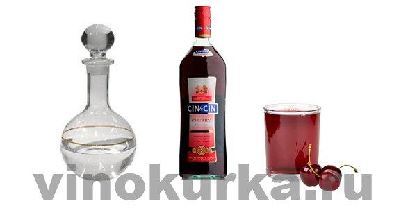 Ингредиенты (Вишнёвый коктейль)