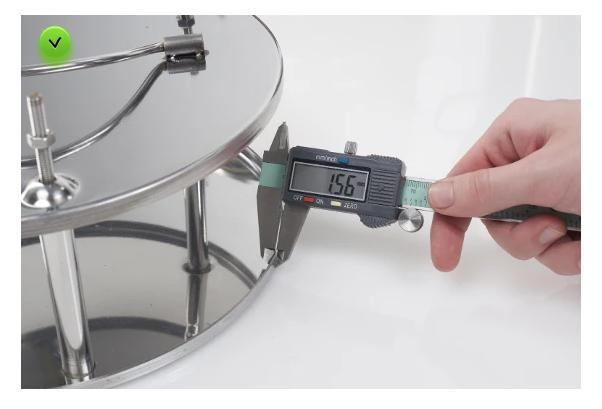 Толщина прижимных кассет автоклава Булат